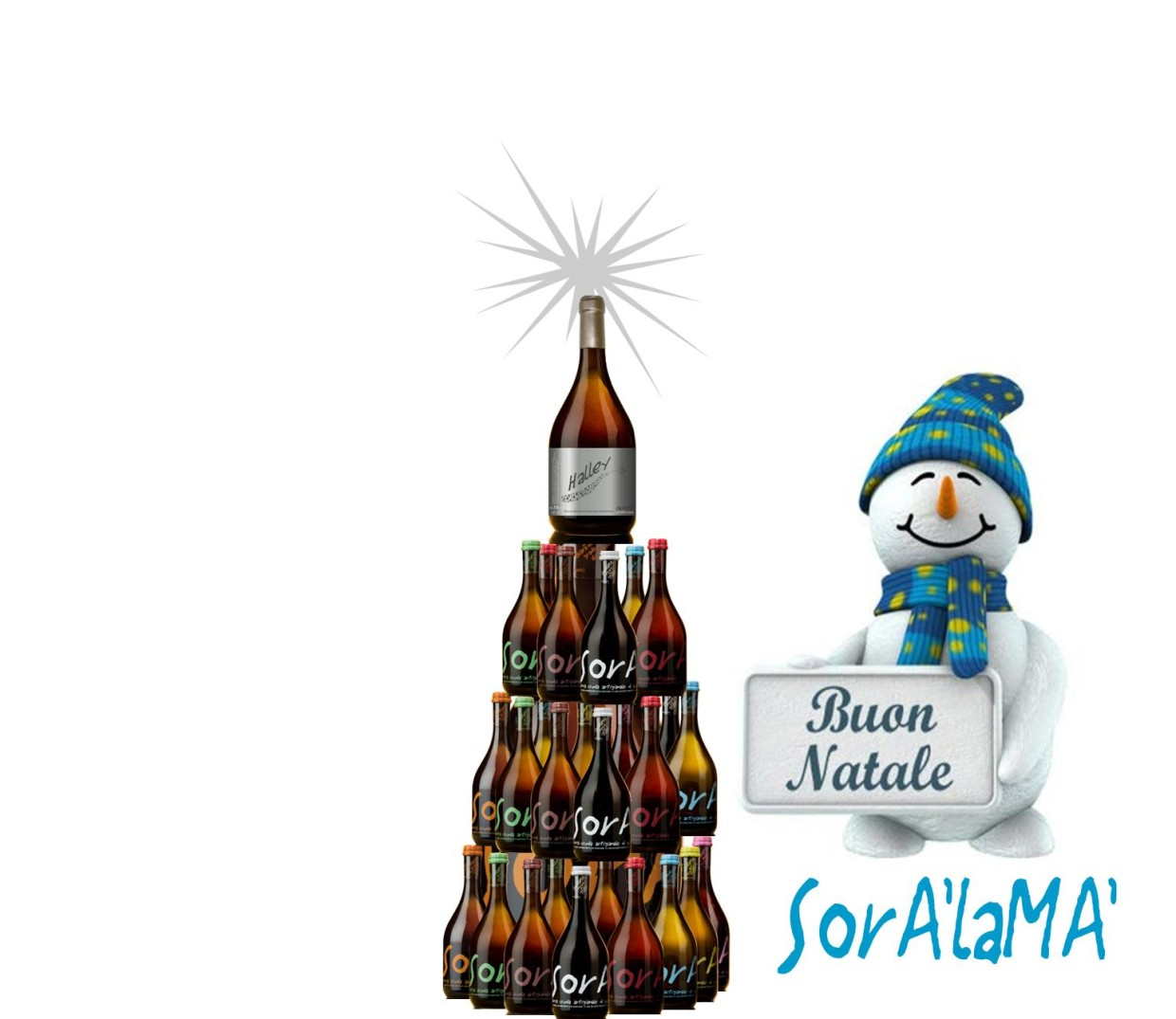 MERRY CHRISTMAS AND HAPPY NEW BEER 2014